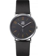 Zoom ZM-3772M-2518 Club Night Black Orange Watch