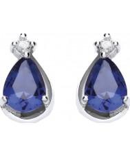 Purity 925 P3628ES-1 Ladies Earrings