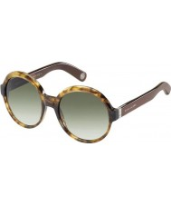 Marc Jacobs Ladies MJ 463-S BVP PN Tortoiseshell Sunglasses