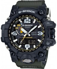 Casio GWG-1000-1A3ER Mens G-Shock Radio Controled Solar Powered Compass Army Green Watch