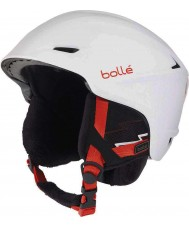 Bolle 30644 Sharp Soft White Ski Helmet - 58-61cm