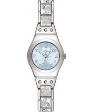 Swatch YSS222G Irony Lady Flower Box Watch