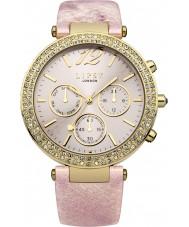 Lipsy LP452 Ladies Pink PU Strap Watch