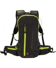 Ronhill RH-000242R009-OS Vizion Black Fluo Yellow Pack - 20L