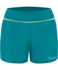 Dare2b DWJ344-0FV08L Ladies Succession Enamel Blue Shorts - Size UK 8 (XS)