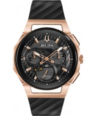 Bulova 98A185 Mens Progressive CURV Watch