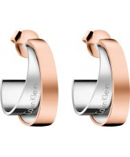 Calvin Klein KJ5ZPE200100 Ladies Unite Earrings
