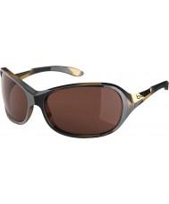 Bolle Grace Shiny Tortoiseshell Polarized A-14 Sunglasses