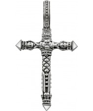Thomas Sabo PE503-001-12 Mens Silver Cross Pendant