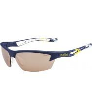 Bolle Bolt Ryder Cup Blue Yellow Modulator V3 Golf Sunglasses