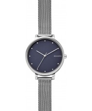 Skagen SKW2582 Ladies Hagen Silver Steel Mesh Bracelet Watch