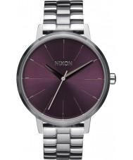 Nixon A099-2157 Ladies Kensington Silver Steel Bracelet Watch
