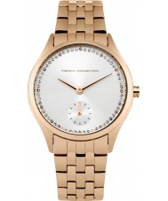 French Connection FC1272RGM Ladies Rose Gold Plated Bracelet Watch