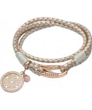 Unique B297PE-19CM Ladies Bracelet