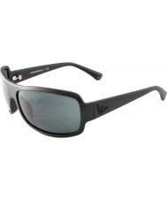 Emporio Armani EA4012 63 Essential Leisure Matte Black 504287 Sunglasses