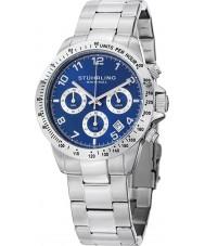 Stuhrling Original 665B-02 Mens Monaco Concorso 665B Watch