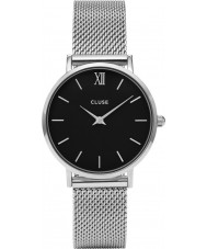 Cluse CL30015 Ladies Minuit Mesh Watch