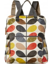 Orla Kiely 0ETCCMS138-9600 Ladies Multi Stem Backpack