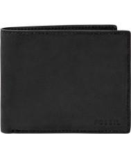 Fossil ML3565001 Mens Nova Wallet