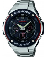 Casio GST-W100D-1A4ER Mens G-Shock Radio Controled Solar Powered Silver Watch