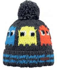 Barts Kids Tibbs Dark Grey Beanie