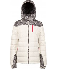 Protest Ladies Nocton 16 Seashell Snow Jacket