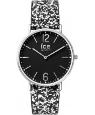 Ice-Watch 001431 Ladies City Madame Exclusive Two Tone Glitter Fabric Strap Watch