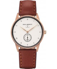 Paul Hewitt PH-M1-R-W-1M Signature Line Watch