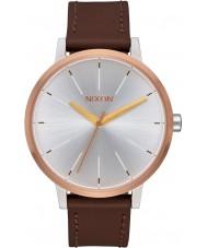 Nixon A108-2632 Ladies Kensington Leather Watch