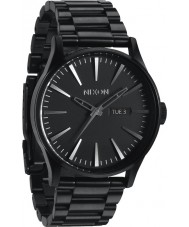 Nixon A356-001 Mens Sentry SS Black Watch