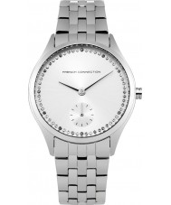 French Connection FC1272SM Ladies Silver Steel Bracelet Watch