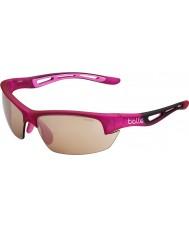 Bolle Bolt S Pink Modulator V3 Golf Sunglasses