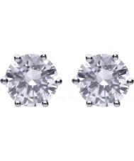 Diamonfire E5631 Ladies Carats Earrings