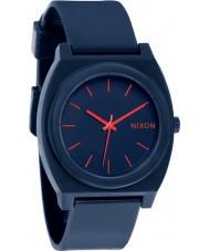 Nixon A119-1692 Time Teller P Matte Navy Watch