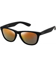 Polaroid P8443 9CA L6 Black Brown Polarized Sunglasses