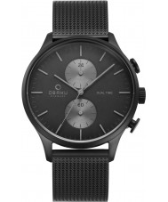 Obaku V196GUBBMB Mens Gran Watch
