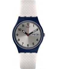 Swatch GN720 Original Gent - White Delight Watch