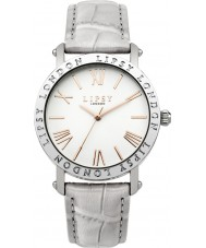 Lipsy LP454 Ladies Grey PU Strap Watch