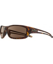 Revo RE4070 Guide S Matte Tortoiseshell - Terra Polarized Sunglasses