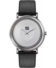 Zoom ZM-3794M-2501 Mens 168 White Black Watch