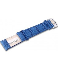 Krug Baümen MC1568G Sky Blue Leather Replacement Mens Principle Strap