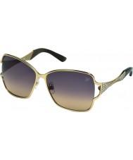 Swarovski Ladies Rose Gold SK0064 Donna Sunglasses