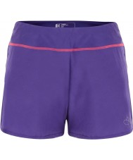 Dare2b Ladies Succession Royal Purple Shorts