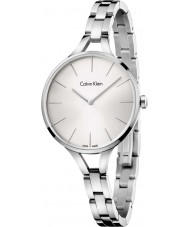 Calvin Klein K7E23146 Ladies Graphic Silver Steel Bracelet Watch