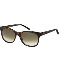 Tommy Hilfiger TH 1985 086 DB Tortoiseshell Sunglasses