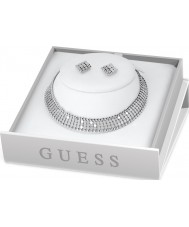 Guess UBS84010 Ladies Midnight Glam Necklace Gift Set