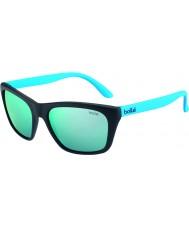 Bolle Jordan Jr. (Age 8-11) Blue Turquoise TNS Blue Sunglasses