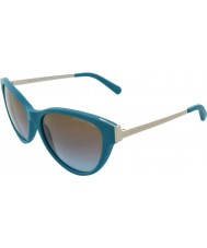 Michael Kors MK6014 57 Punte Arenas Tortoise Soft Touch 302348 Sunglasses