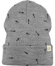 Barts 2988002 Trikora Heather Grey Beanie