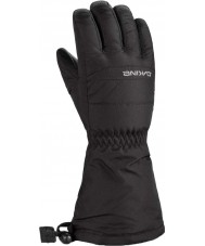 Dakine Boys Yukon Black Gloves